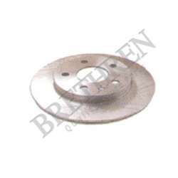 24077-MERCEDES-BENZ, -BRAKE DISC